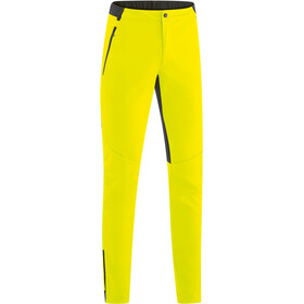 Gonso Odeon Softshell Broek Heren, safety yellow